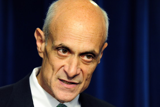 Michael Chertoff - former US Secretary of Homeland Security, co-author of the US Patriot Act and founder of The Chertoff Group.
