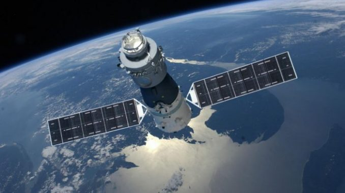 An enormous out-of-control Chinese space lab, called Tiangong-1, is currently hurtling towards Earth and scientists are unsure where and when it will re-enter the atmosphere before crash landing on earth in a fiery blaze.