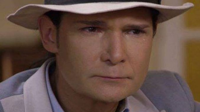 "Days after promising to ""name names"" of high-powered Hollywood pedophiles, Corey Feldman has been arrested on dubious charges and locked up."