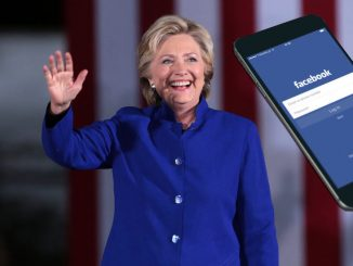 Hillary Clinton caught colluding with Facebook to help rig 2016 election