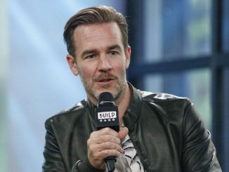 Hollywood is a prison run by pedophiles who prey on the young like vampires, according to Dawson's Creek star James Van Der Beek.