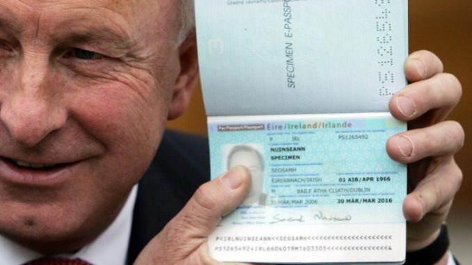 Ireland completely bans pedophiles from owning passports