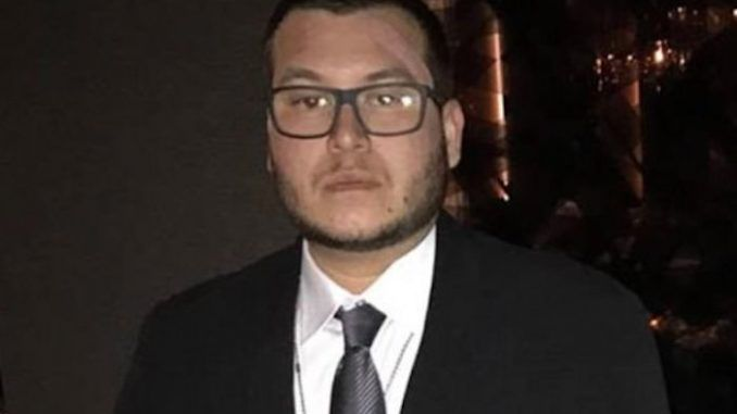 Las Vegas security guard Jesus Campos has gone missing again, just one day after he reemerged from a clinic known for its MK Ultra program.