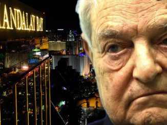 Globalist billionaire George Soros bet against MGM, the company that owns Mandalay Bay Hotel, and is now set to bank billions.