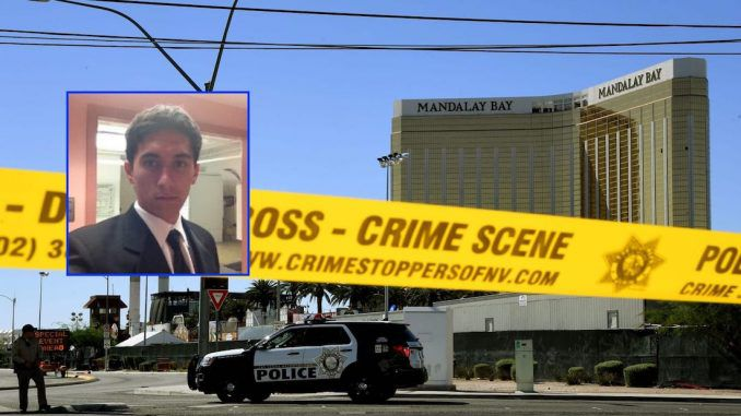 "A Mandalay Bay valet has disappeared after giving an interview in which he insisted the suspected shooter ""didn't have many bags."""