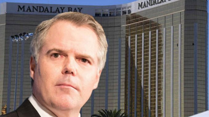 The CEO of Mandalay Bay, James Murren, has donated millions to organizations tied to Islamic terrorism, and it has now been revealed that he sold off most of his company shares in the weeks leading up to the Las Vegas shooting.