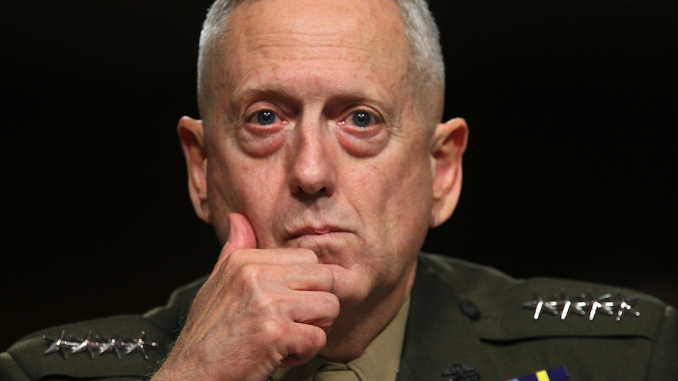James Mattis orders military to prepare for nuclear war with North Korea