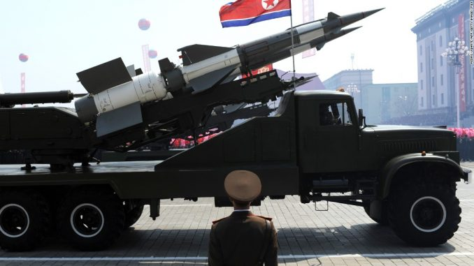 Russia warns North Korea about to test missile capable of hitting America