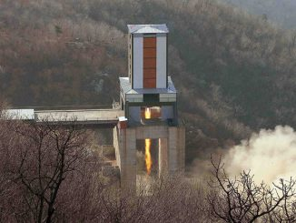 Hundreds feared dead as North Korean nuclear site collapses
