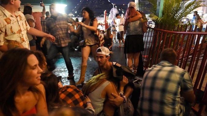 Public demand to know the truth about Las Vegas shooting