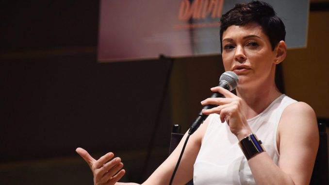 Rose McGowan blacklisted from Hollywood over pedophilia expose