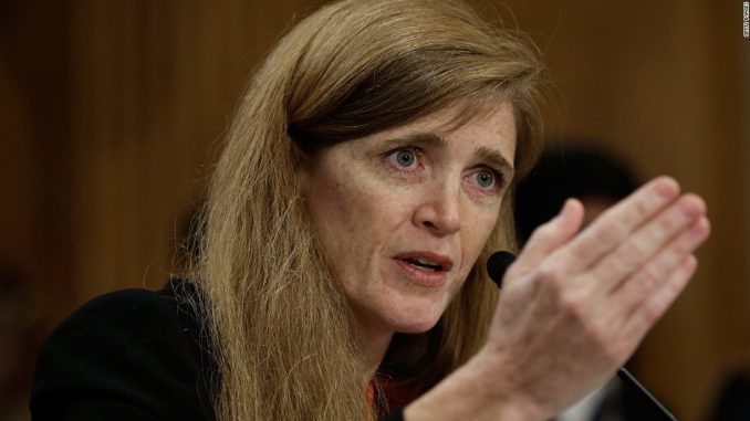 Obama admin official Samantha Power hauled into court over illegal Trump unmasking