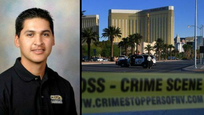 The FBI have disappeared Las Vegas security guard Jesus Campos the day he was due to blow the whistle on what really happened on national television