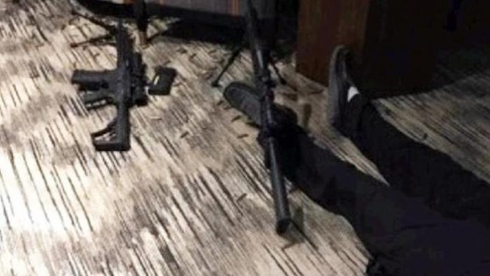 Police Stephen Paddock Was Not Alone In Hotel Room