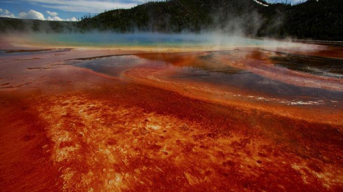 Experts warn Yellowstone is about to blow