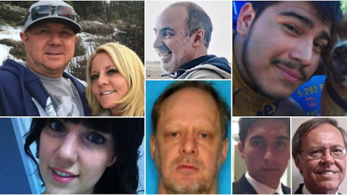 One month has passed since the Las Vegas shooting and now eight survivors claiming the official narrative is wrong have wound up dead.