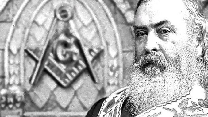 Globalist elitists follow Albert Pike World War 3 plan