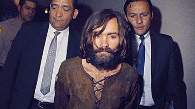 Charles Manson was a CIA stooge who was tasked with stopping hippy movement