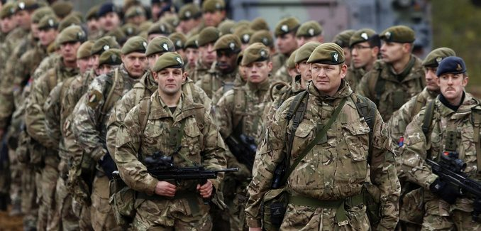 EU sign agreement to replace NATO with European army