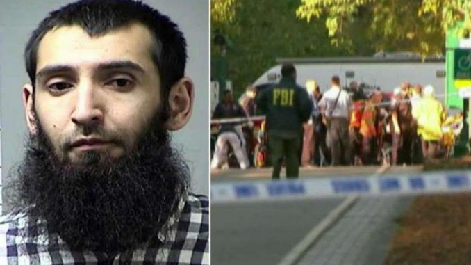 FBI had intel that NYC terrorist had ties to ISIS before attack