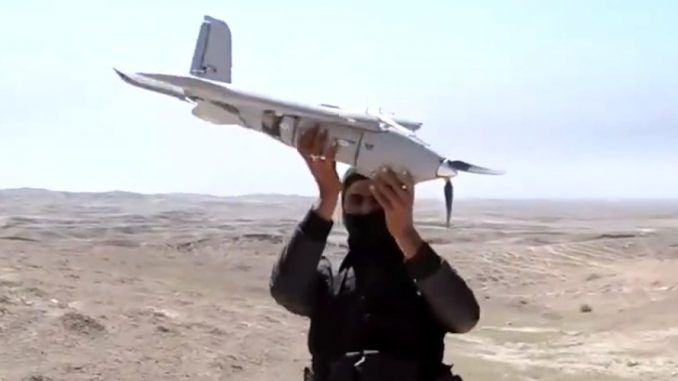 ISIS begin using drones to spread killer viruses