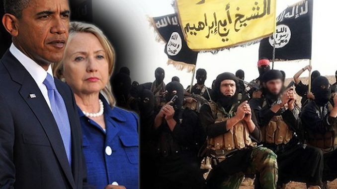 US intel officials admits obama admin funded ISIS up until 2016