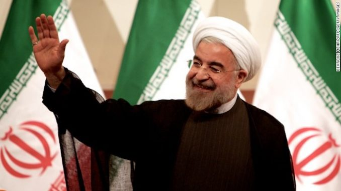 Iranian President says ISIS has been completely defeated in Syria