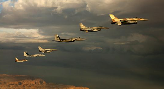 Israel prepares to bomb Iran following Saudi missile strike