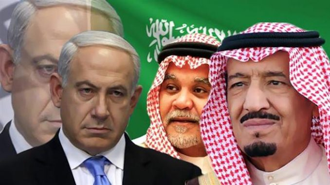 Leaked cable reveals Israel and Saudi Arabia plan to start Holy War in Middle East