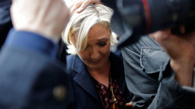 Marine Le Pen faces prison for inspiring French citizens to revolt against the New World Order