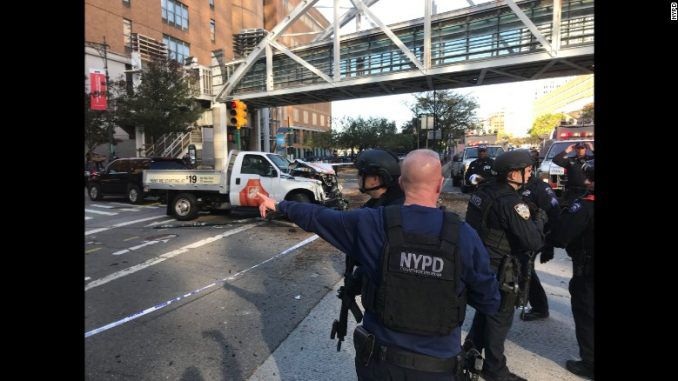 Julian Assange says CIA responsible for NYC terror attack