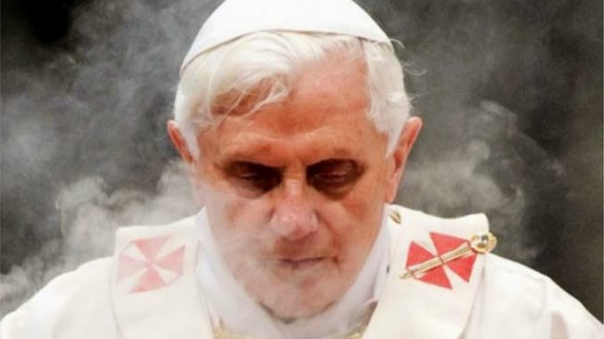 Huge pedophile ring tied to Pope Benedict uncovered