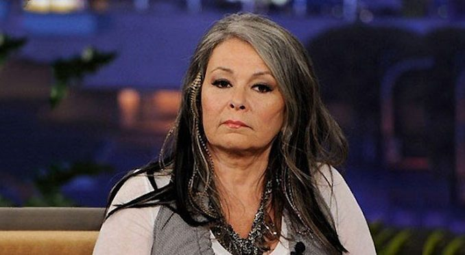 Roseanne Barr says more child sex trafficking bombshells to drop this week