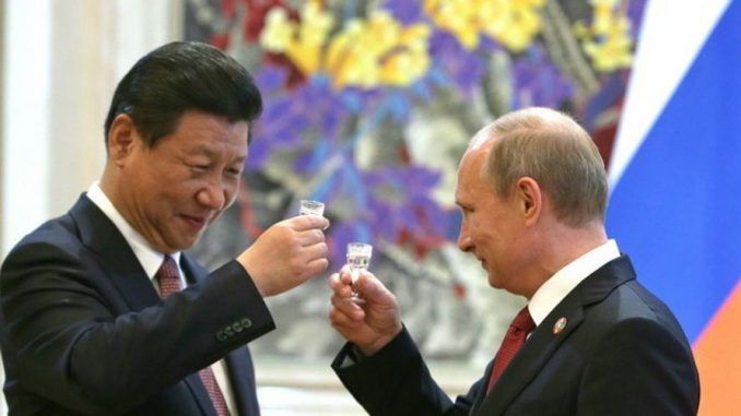 Russia and China announce plan to free the world from the US dollar