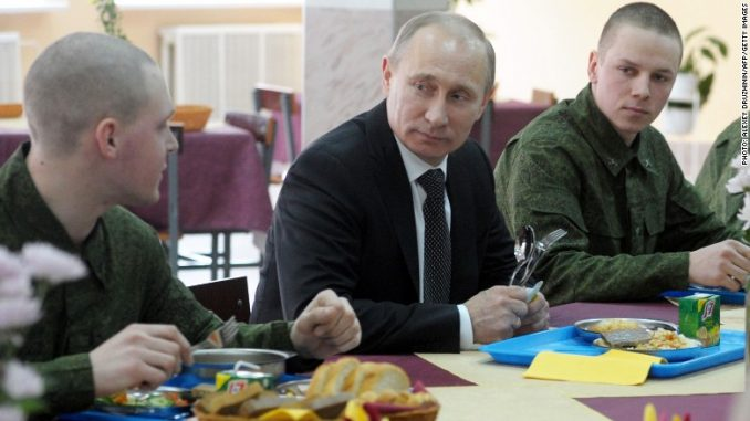 Putin to label McDonalds a foreign agent that destroys people's health