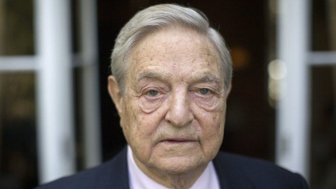 US Senator claims George Soros is seeking a one world government
