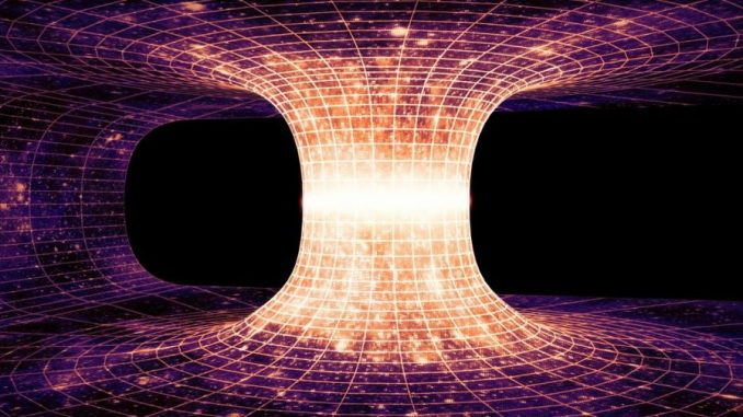 Top scientist claims time travel is possible