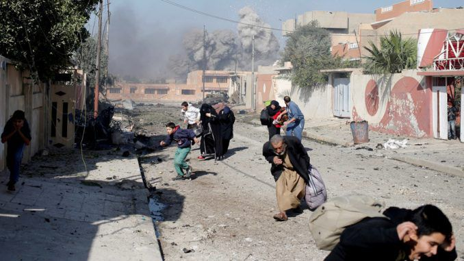 US airstrikes kill thousands of civilians in Iraq and Syria