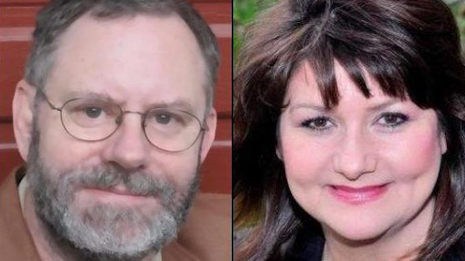 Two prominent autism activists who linked the autism epidemic to the lack of safety testing in the vaccination industry have been found dead in suspicious circumstances.
