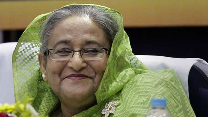Bangladesh PM accuses Hillary Clinton of bribing her to help Foundation donor