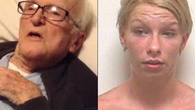 A 29-year old woman from Boulder, Colorado is accused of intentionally running over a Catholic priest with her car after the cleric allegedly molested her six-year-old son.