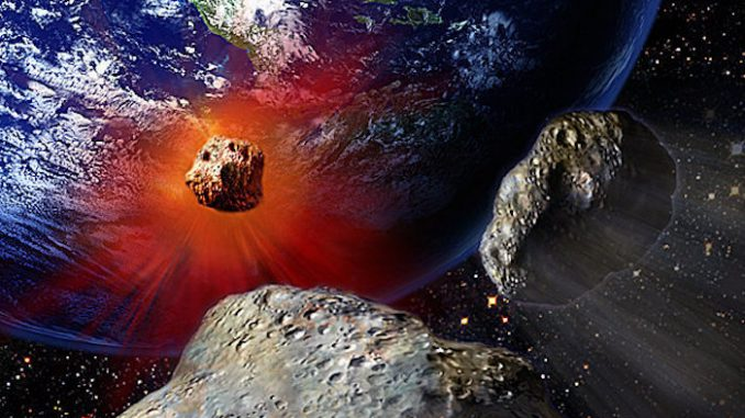 Huge asteroid to scrape past Earth this Christmas
