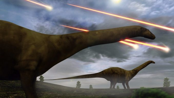 Cancer cells can be targeted and destroyed by metal from the asteroid that wiped out the dinosaurs, according to new academic research.