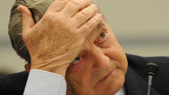 George Soros forced to admit that Trump is winning