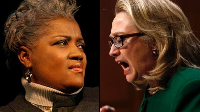 Hillary yelled at Donna Brazile for trying to investigate Seth Rich murder