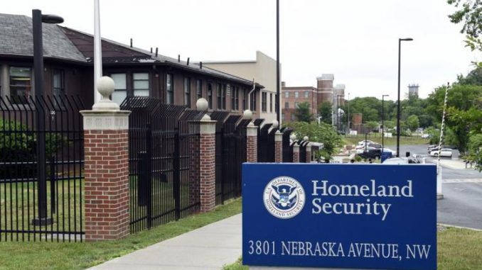 Homeland Security releases dangerous chemicals into the air as part of mysterious terror drill