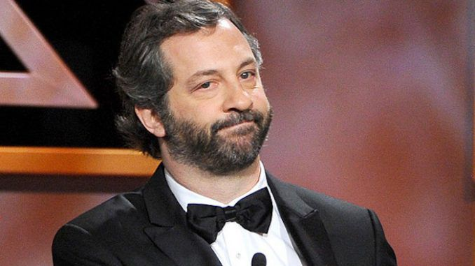 Judd Apatow claims more Hollywood pedophile scandals are about to break