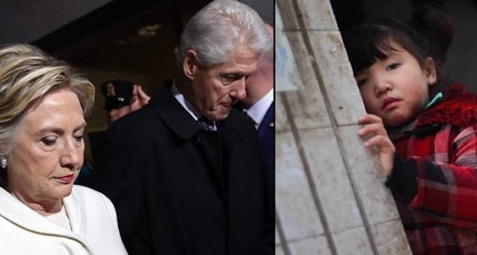 Police uncover pedophile ring at Kindergarten tied to the Clintons