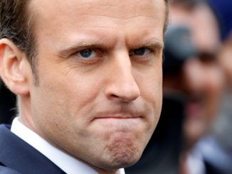 Macron makes gender-based insults a criminal offence in France