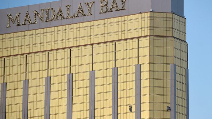 Mandalay Bay PR firm peddles conspiracy theories about shooting